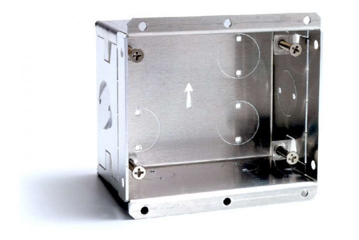 Trivum Boite d'encastrement pour touchPad In-wall box