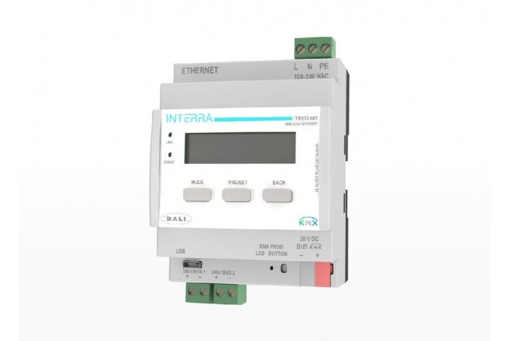 Interra Passerelle DALI 2 canaux ITR832-002