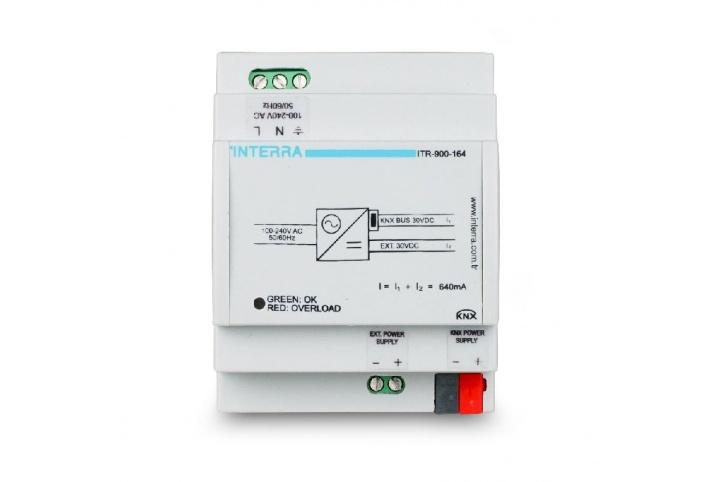 Interra alimentation KNX 640 mA ITR900-164