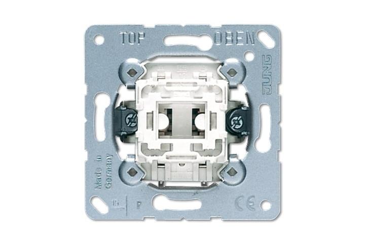 JUNG Mécanisme bouton poussoir un contact à fermeture 230V 531U