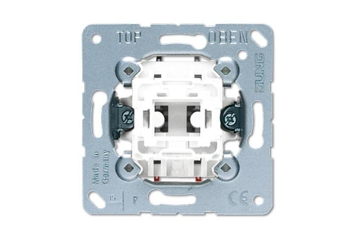 JUNG Mécanisme simple bouton poussoir fermeture bipolaire 532U
