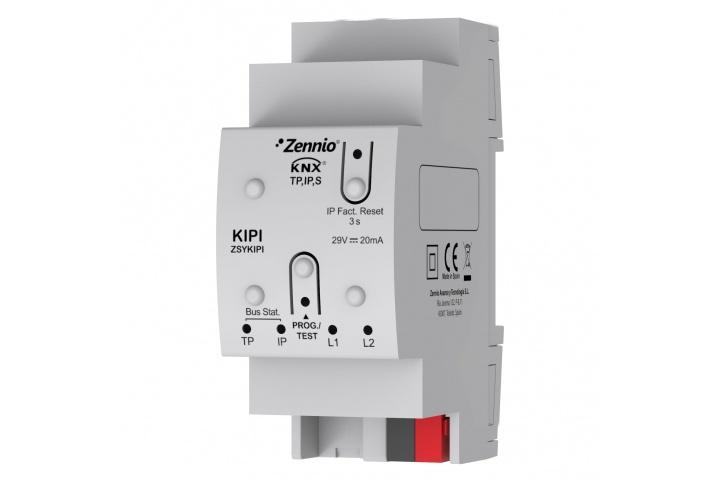Zennio Interface KNX-IP KIPI ZSYKIPI