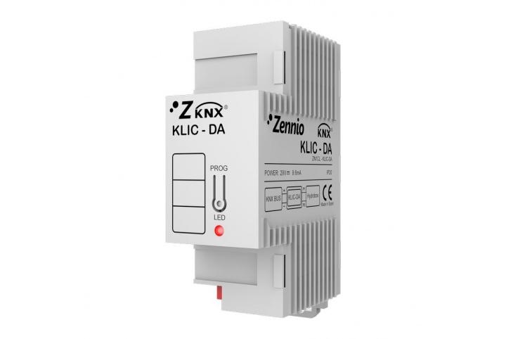 Zennio KLIC-DA contrôle de climatiseur Daikin KNX (Gamme Altherma basse température) ZN1CL-KLIC-DA