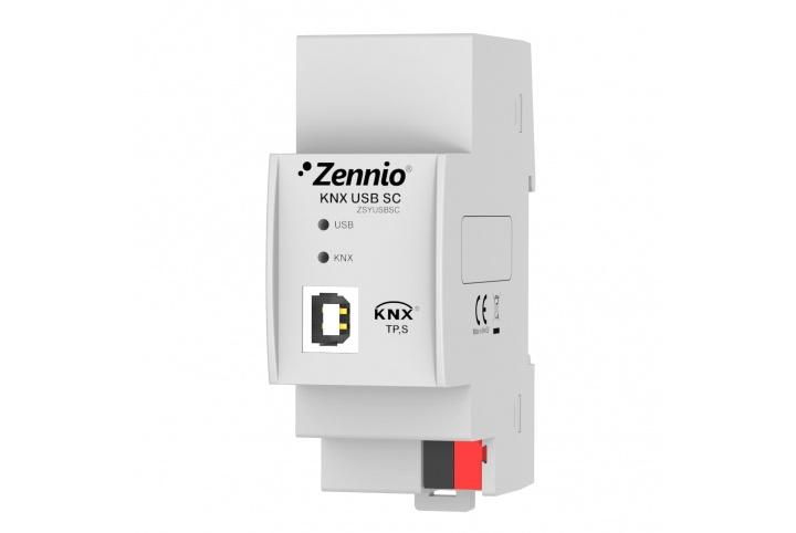 Zennio Passerelle USB KNX ZSYUSBSC