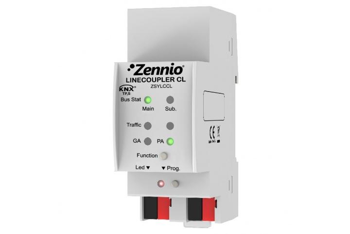 Zennio Coupleur de ligne KNX Linecoupler CL ZSYLCCL