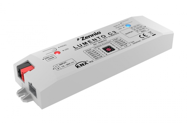 Zennio Lumento C3 ZDI-RGBCC3