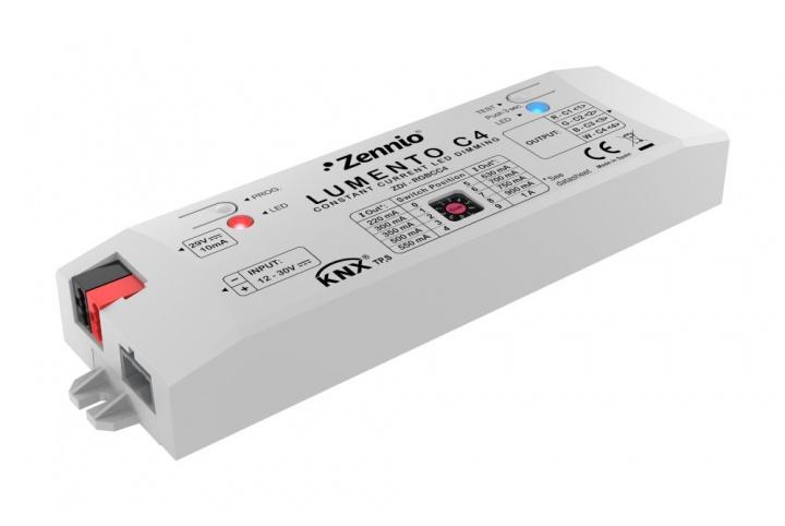 Zennio Lumento C4 ZDI-RGBCC4