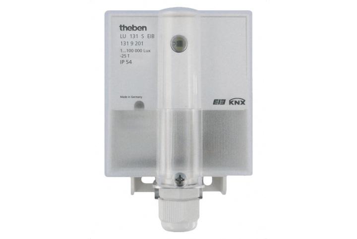 Theben Capteur de luminosité et de température intérieur ou extérieur 1319201