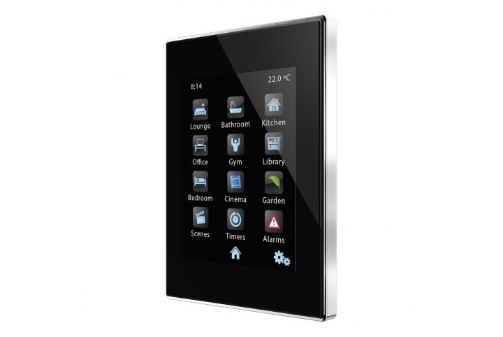 Zennio Z41 Lite écran couleur capacitif KNX ZVI-Z41LIT